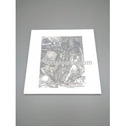 Carreau faïence Dürer,...