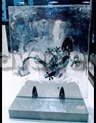 Créations artistiques en verre fusionné